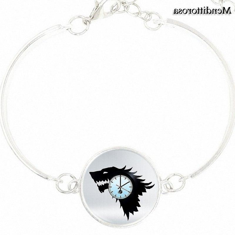 <font><b>For</b></font> Necklace Bangle With Silver Plated Bracelet <font><b>Song</b></font> Ice Of Thrones Stark