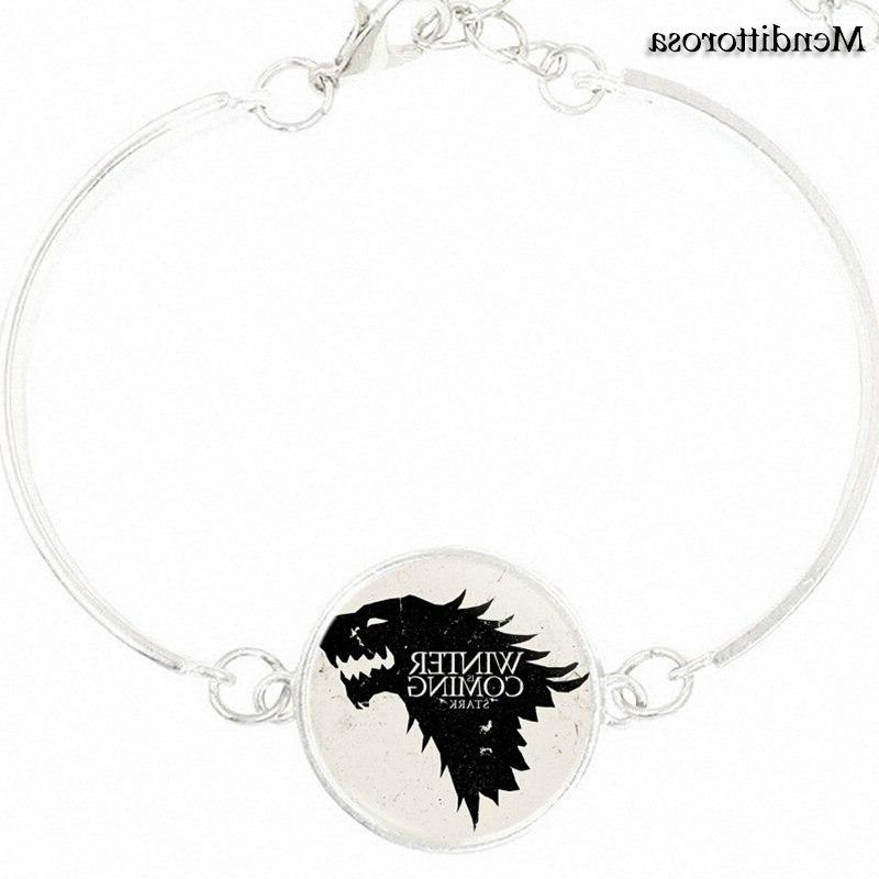 <font><b>For</b></font> <font><b>Her</b></font> Necklace Bangle With Plated Bracelet Bangle <font><b>Song</b></font> Ice And Fire Of Thrones