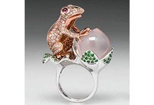 Frog Jewelry Unique Her Girls