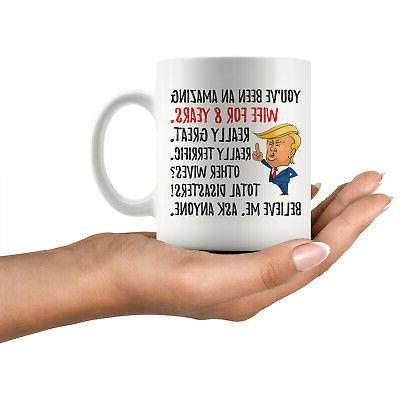 Funny 8th Trump Years Anniversary
