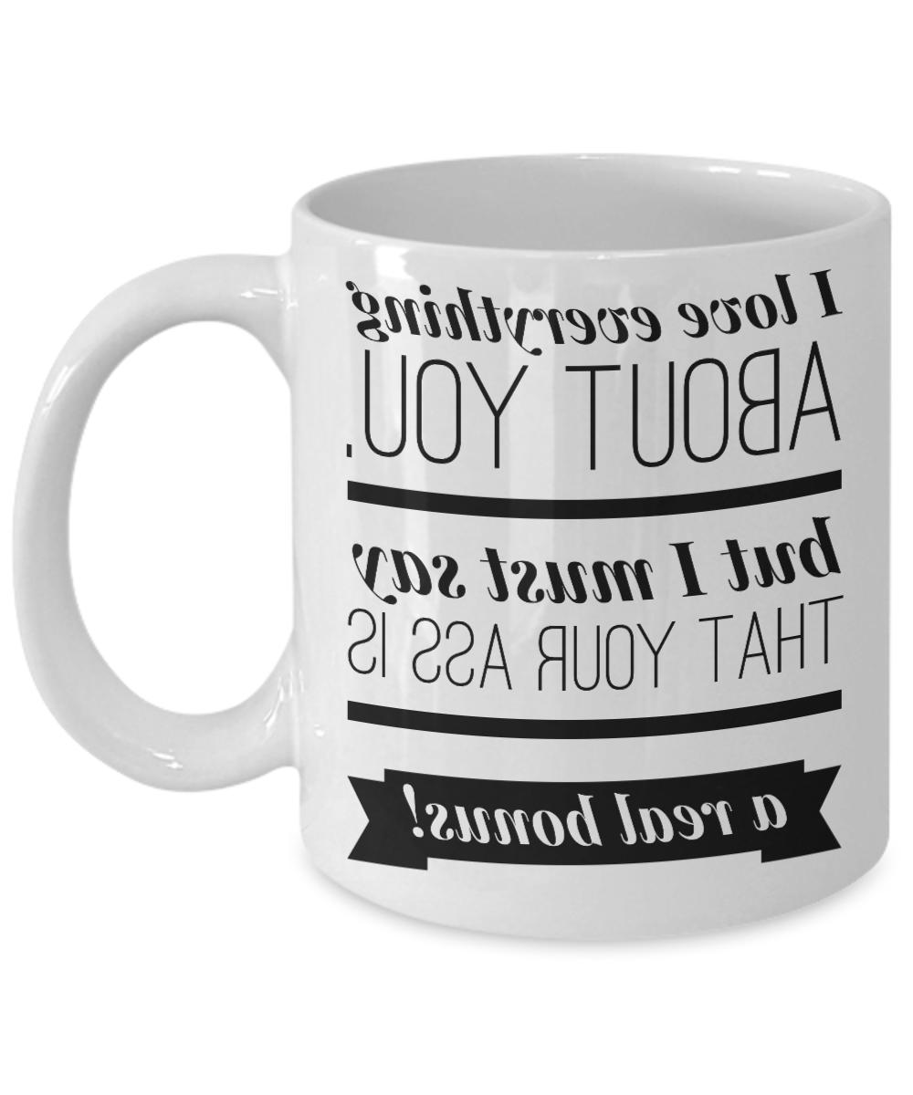 Funny Day for Wife Girlfriend Anniversary Mug Adult