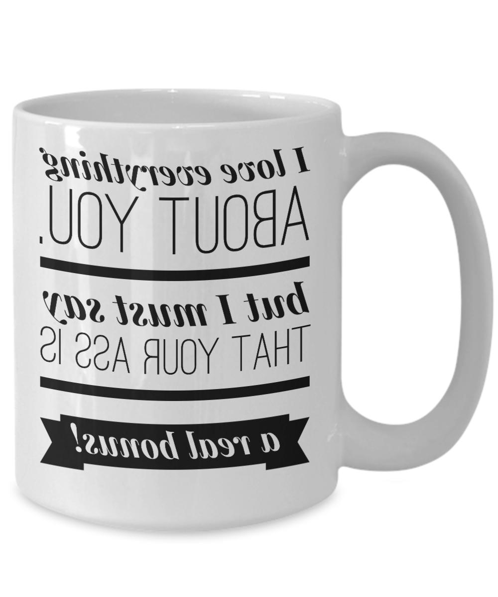 Funny Valentines Day Gifts for Girlfriend Anniversary Mug