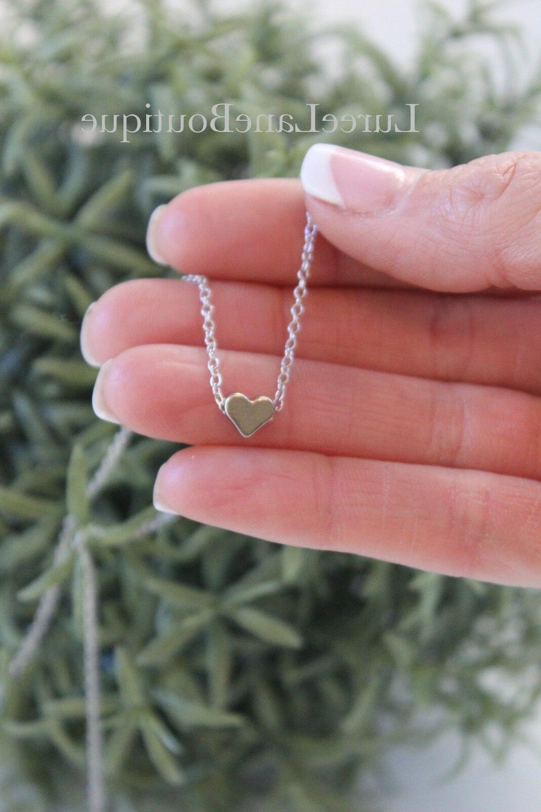 Gift heart necklace