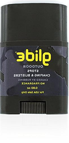 Body Glide outdoor 1.50OZ Anti Chafe Balm, Camo