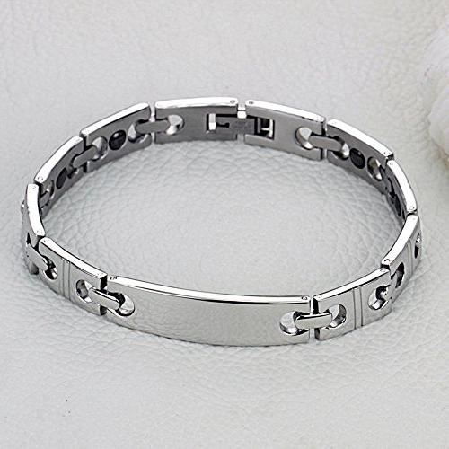 His Hers Matching Set Bracelet Anti-fatigue Anti-radiation a Gift Box