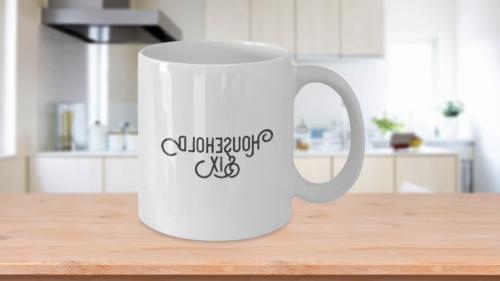 household six military spouse mug gift