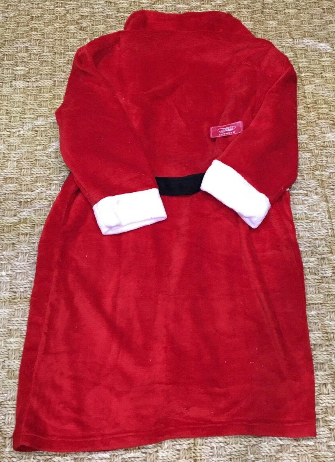 Intimo For Claus Robe Red A05