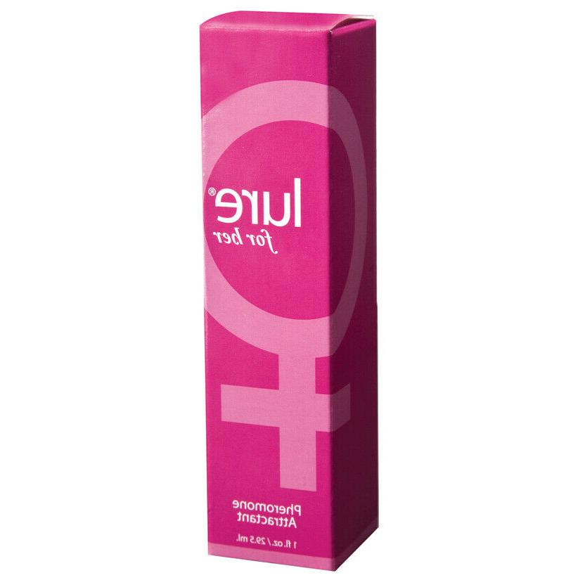 Lure For Her Pheromone Cologne - 1 Oz by Topco