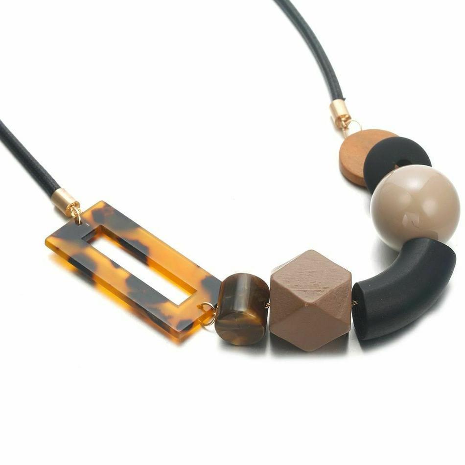 Minimalist Necklace Stylish Jewelry Charm Gift Her