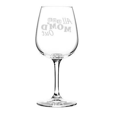 Mom'd Glass for Premium Gift for Her, Mo...