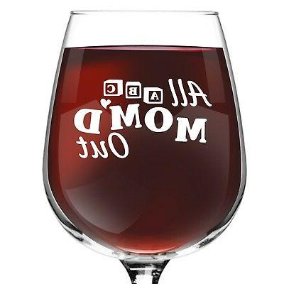 Mom'd Glass Women- Premium Birthday Gift for Her,