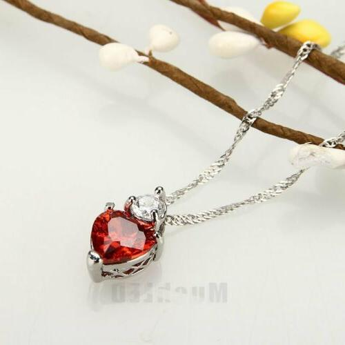 MOTHER'S DAY GIFT HER Love Heart Crystal
