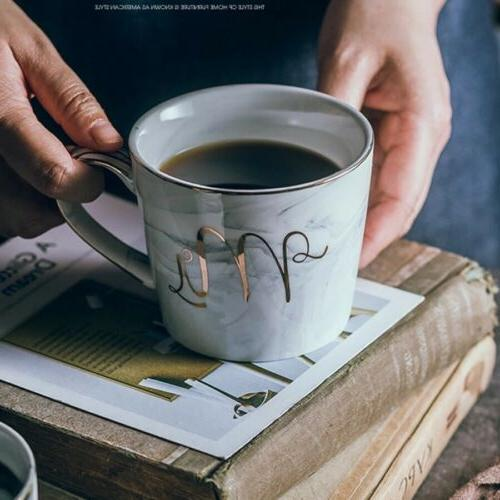 Mr Mrs Mugs Ceramic Coffee Cup Unique Gift Her