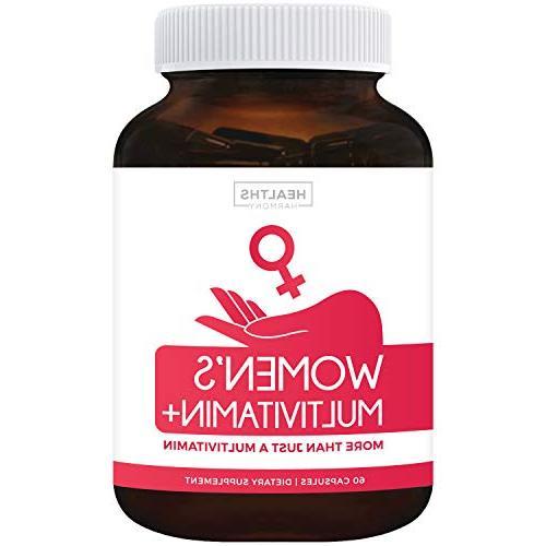 multivitamin daily vitamins minerals plus