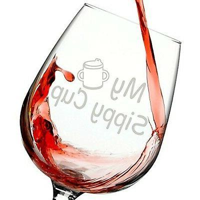 My Funny Novelty Wine Glass 12.75 for Cool ...