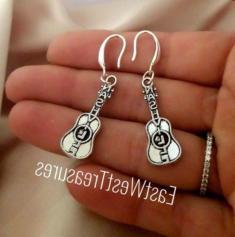 Nashville lover drop earrings-gift women teens