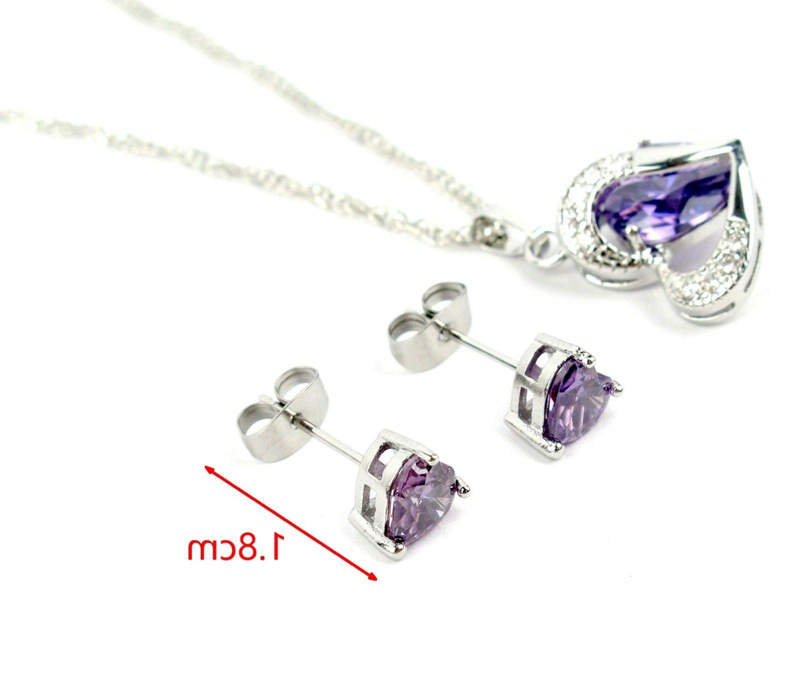 NEW! Gift Her Wife Heart Necklace