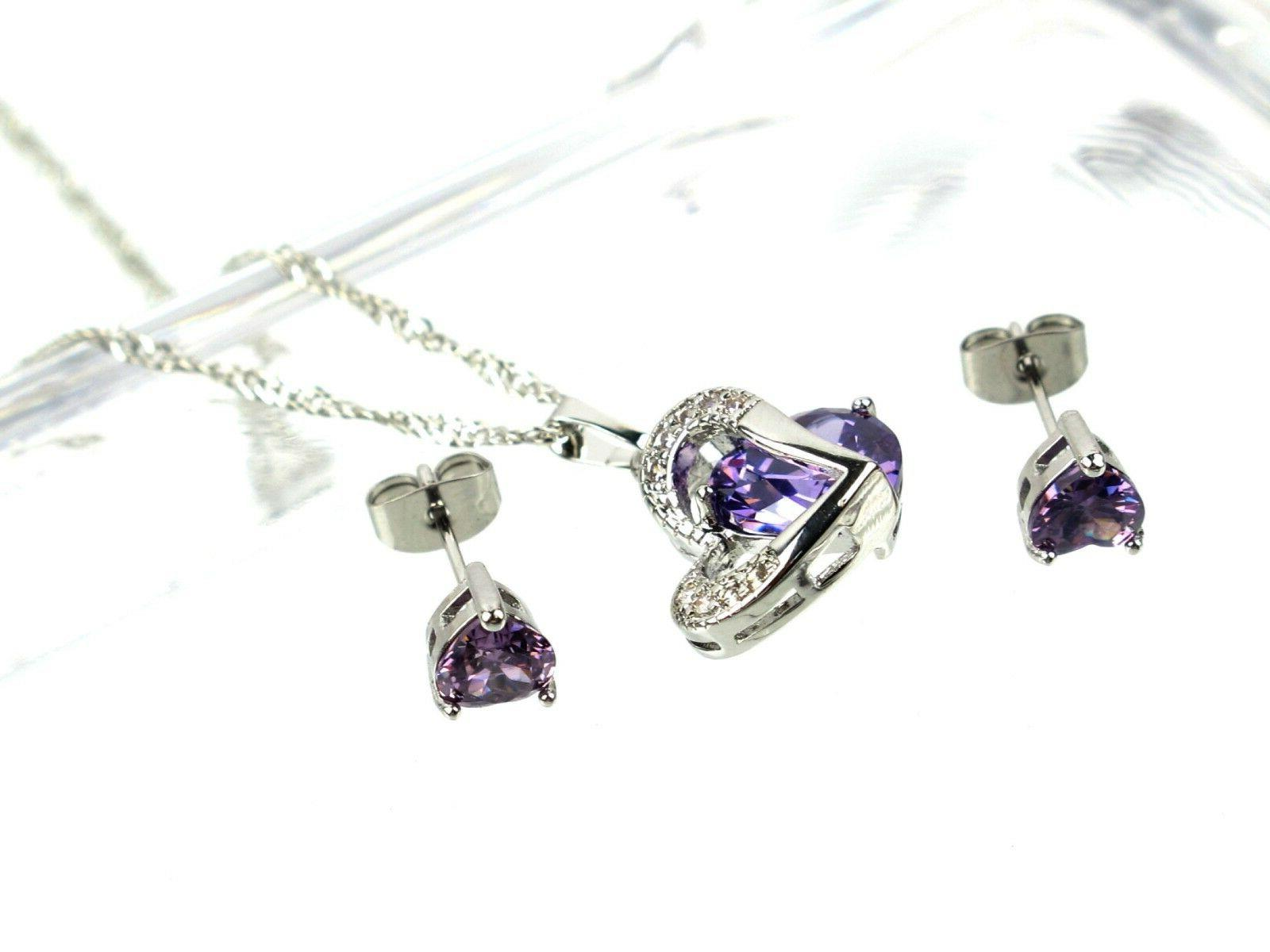 NEW! for Her Wife Mom Heart Necklace