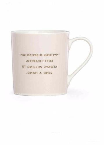 KATE Things We COFFEE MUGS For
