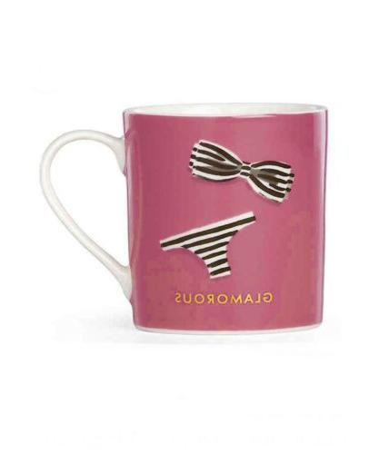 KATE SPADE Things We Porcelain COFFEE MUGS For Her