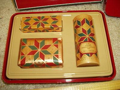 NIB AVON Collection for Plastic Box Dated 1982