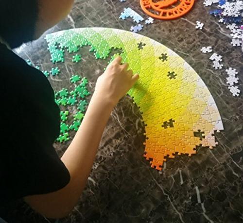 LRRH 1000 Palette Jigsaw Intellectual Game Adults Kids