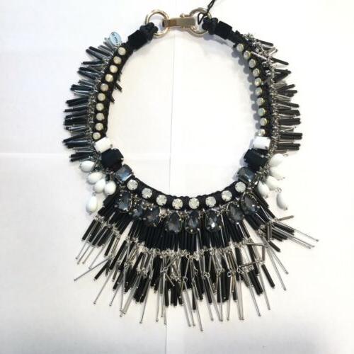 rare jewelry womens beaded stones statement necklaces