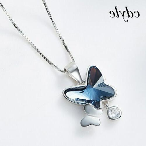 Crystal Butterfly Gifts For Women