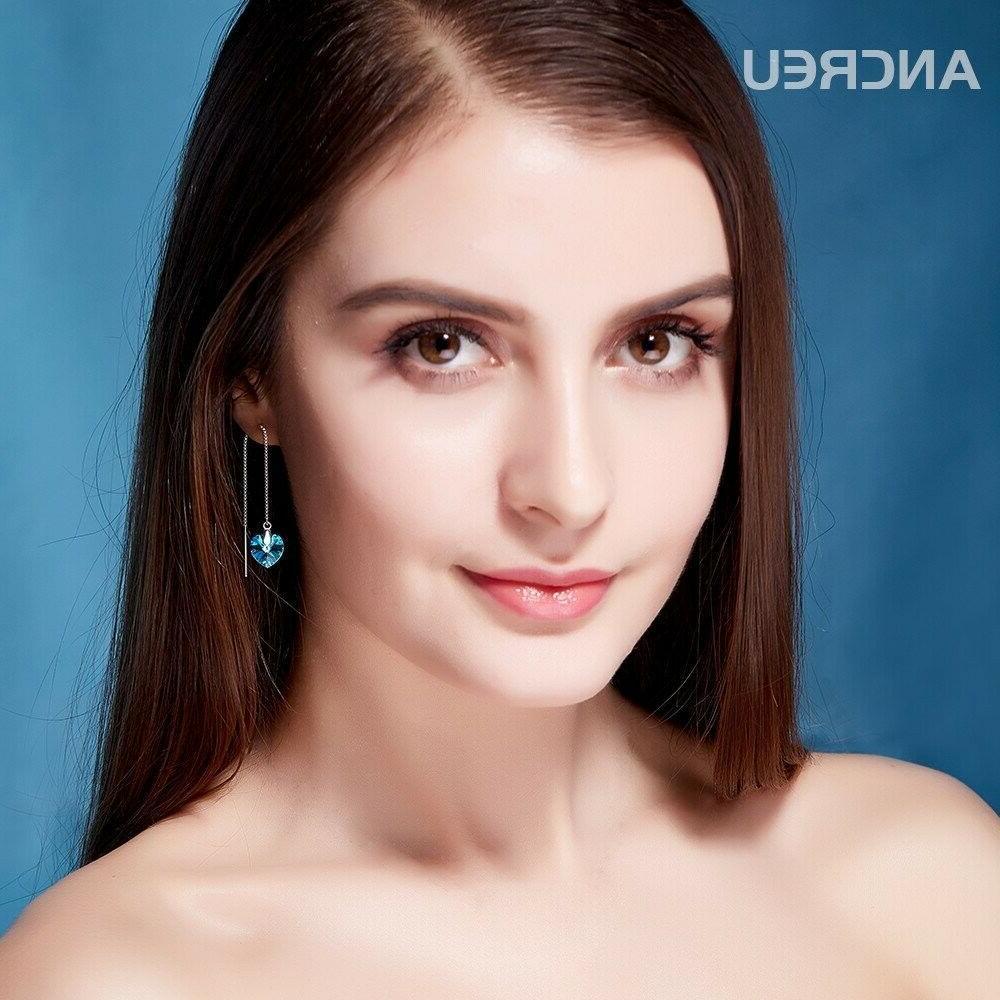 ANCREU Earrings Long Drop