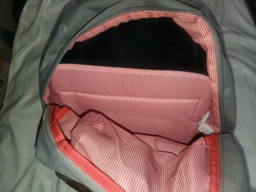 Herschel Supply Co. Pop Quiz Tan Leather Backpack