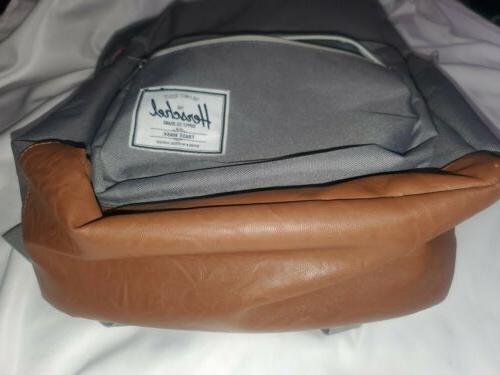 Herschel Supply Co. Pop Quiz Leather
