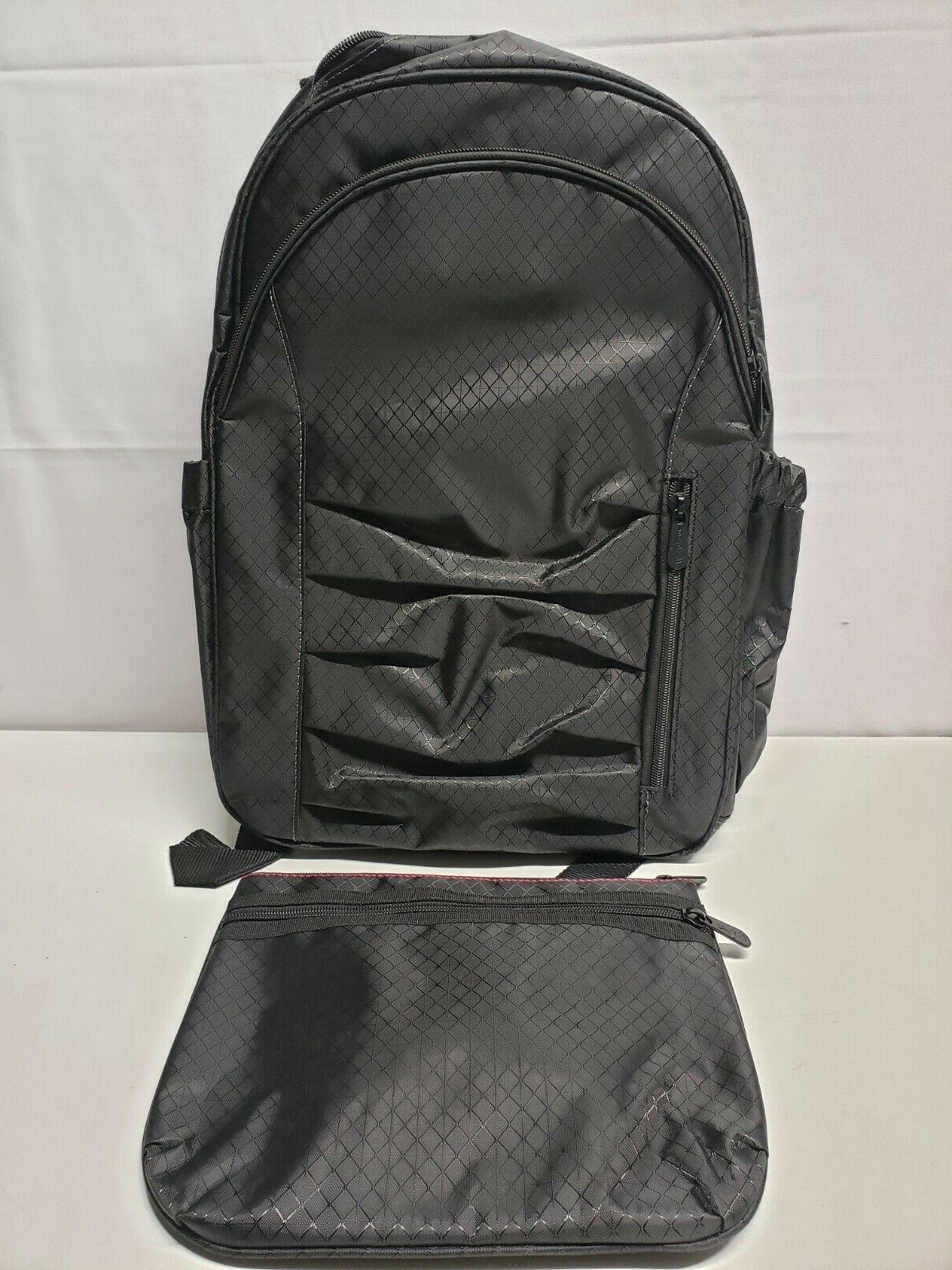 thirty one retired black her deluxe backpack