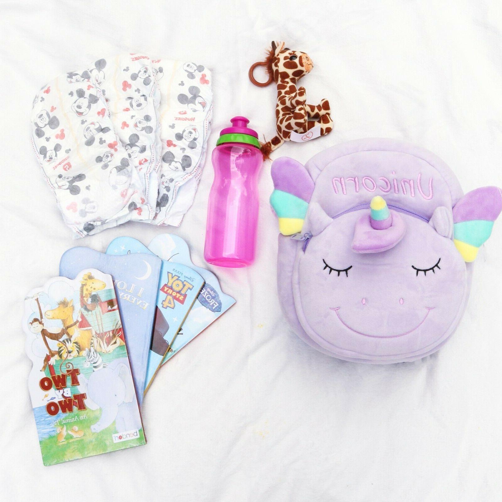 UNICORN MINI Toddlers plush treasures