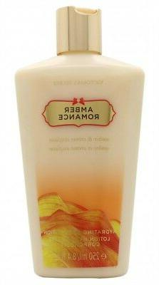 VICTORIAS SECRET AMBER ROMANCE BODY LOTION - WOMEN'S FOR HER
