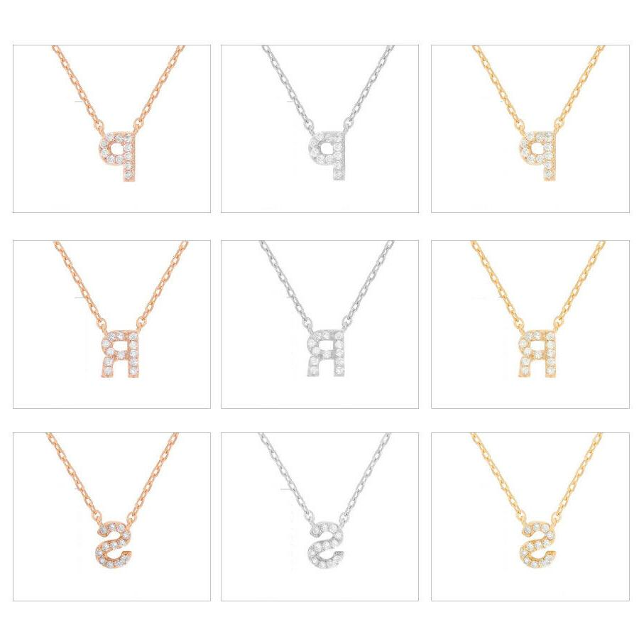 Women's dipped Brass Cubic Necklace Gift Her