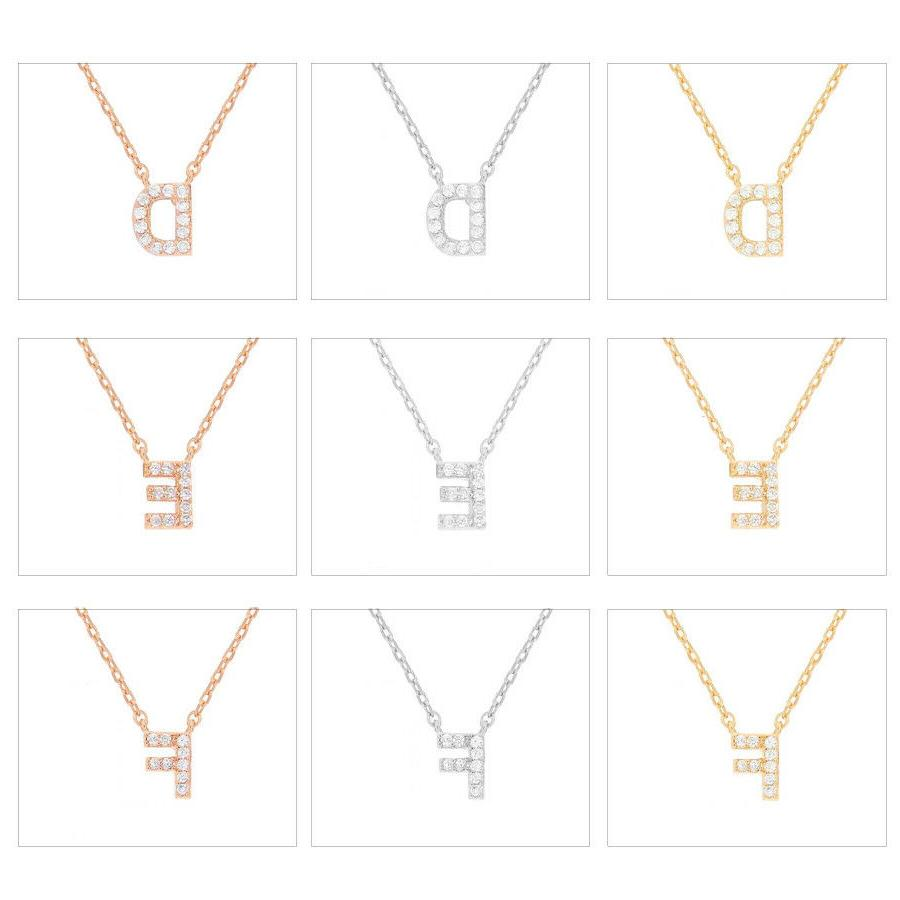 Women's dipped Brass Cubic Necklace For