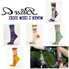 Blue Q Women's Crew Socks  ❤️ Size 5-10--Buy 1 Get 1 25%