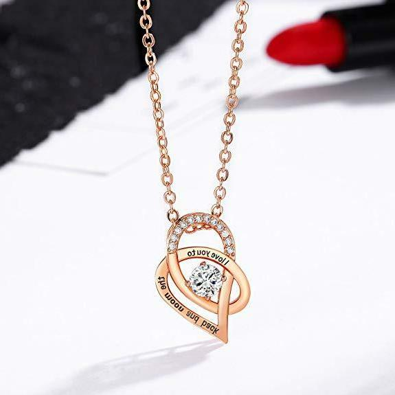 Women's Day Gift for Her, Mom Crystal Plated NEW!