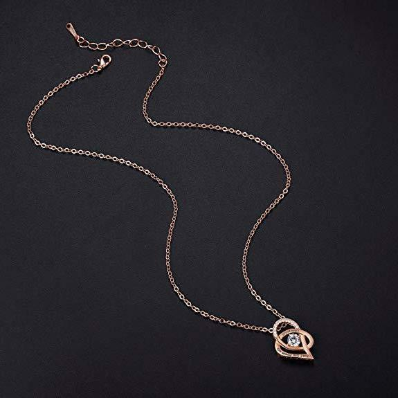 Women's Day Her, Crystal Necklaces, NEW!