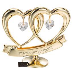 mct3230ha gold plated happy anniversary