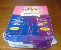 One A Day Men's & Women's Pre-Pregnancy Multivitamin Couple'