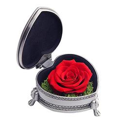 hey June Best Gifts for Her,Preserved Flower Rose,Never With