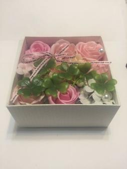 Mother's Day Soap Flower Soap Rose Fragrance - gift for he