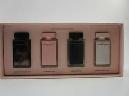 Narciso Rodriguez 4 Pcs Mini Set Women Gift Set: women