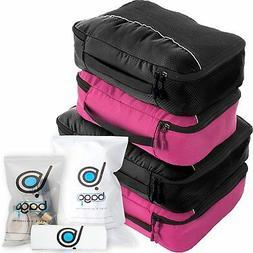 bago Packing Cubes For Travel Bags - Luggage Organizer 10pcs