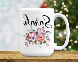 Personalized Name Mug For Women & Girls Personalized Gift Fo