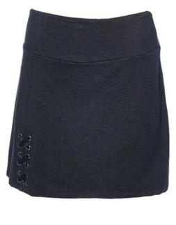 TeezHer Pull On Mini Skort Size small Slimming Tennis Skirt