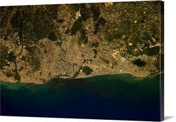 Recife Brazil named for her reefs. Nearly 4 million of us li