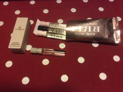 Set  - My Burberry 0.07 oz & Brit For Her in Sheer Rhythm &