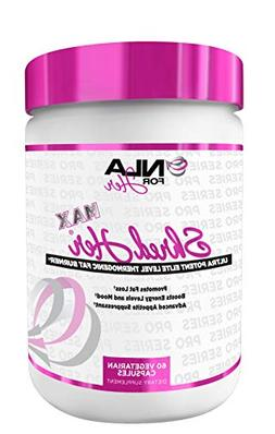 NLA for Her-Shred Her Max thermogenic Fat Burner for Women-P